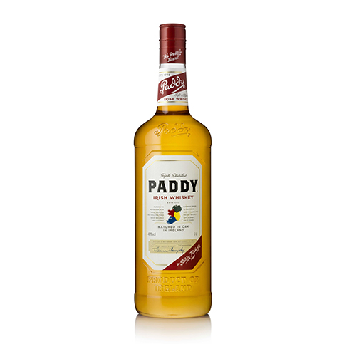 Paddy Irish Whiskey Image