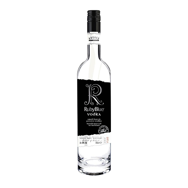 Ruby Blue Potato Vodka Image
