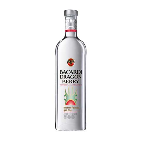Bacardi Dragon Berry Image