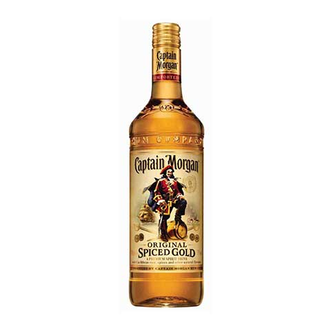 Captain Morgan Spiced Rum Image