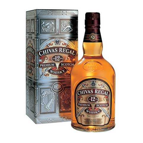 Chivas Regal 12 Year Old Image