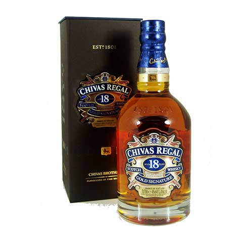 Chivas Regal 18 Year Old Image