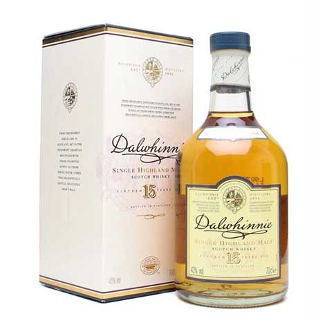 Dalwhinnie 15 Year Old Image