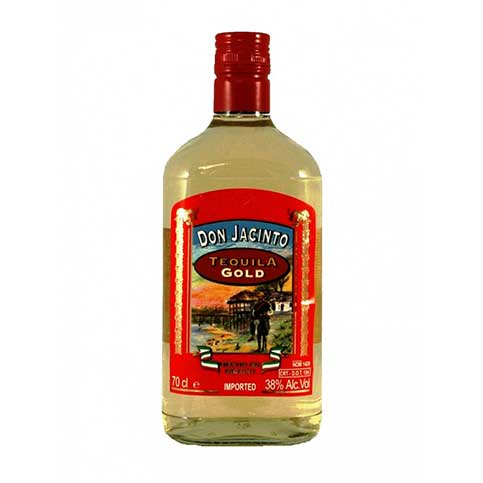 Don Jacinto Gold Tequila Image
