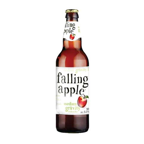Falling Apple Medium Gravity Irish Cider Image