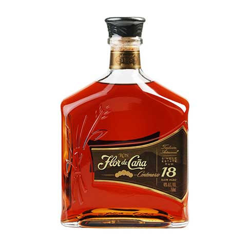 Flor De Cana 18 Year Old Image