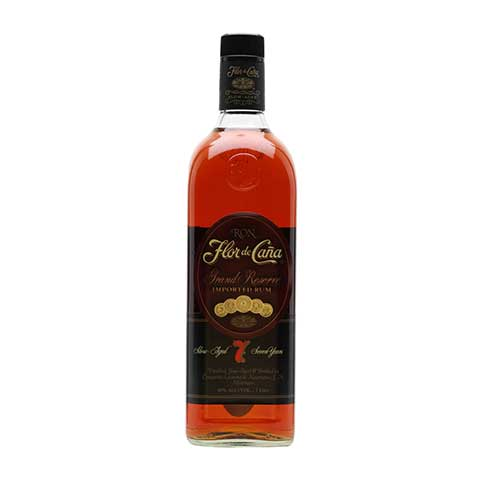 Flor De Cana 7 Year Old grand Reserve Image