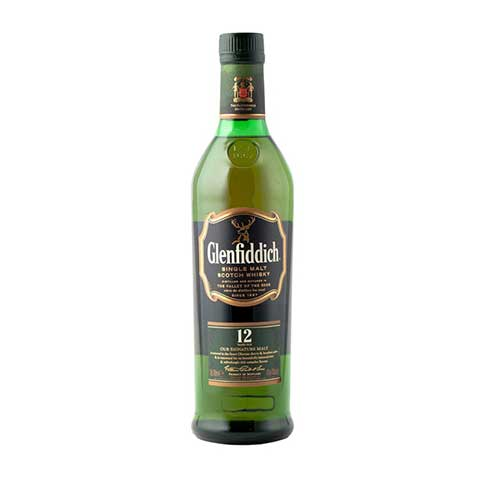 Glenfiddich 12 Year Old Image