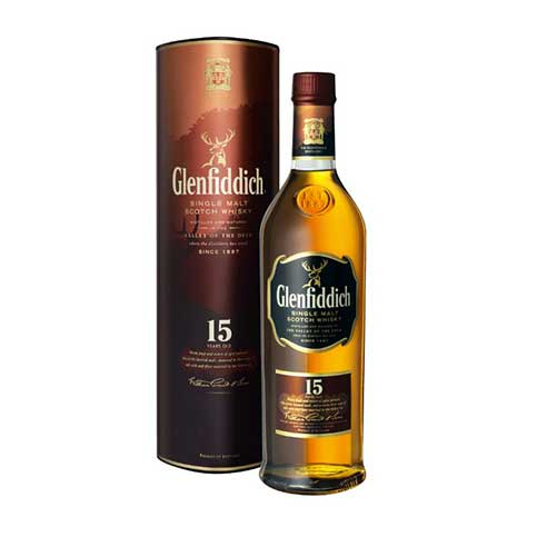 Glenfiddich 15 Year Old Image