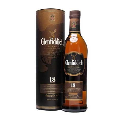 Glenfiddich 18 Year Old Image