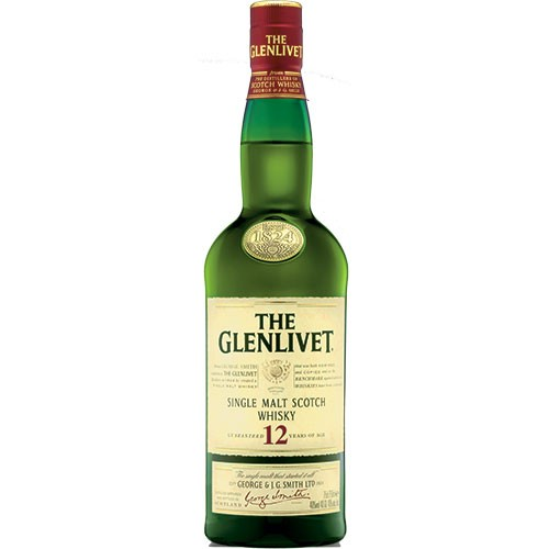 Glenlivet 12 Year Old Malt Image