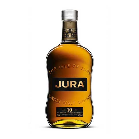 Isle of Jura 10 Year Old Image