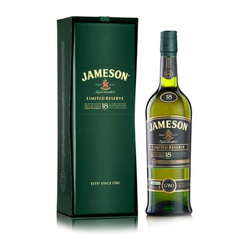 Jameson 18 Year Old Image