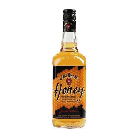 Jim Beam Honey Image