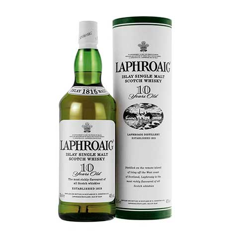 Laphroaig 10 Year Old Image
