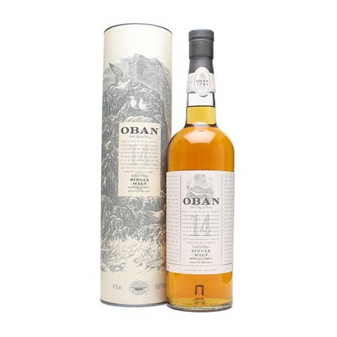 Oban 14 Year Old Image