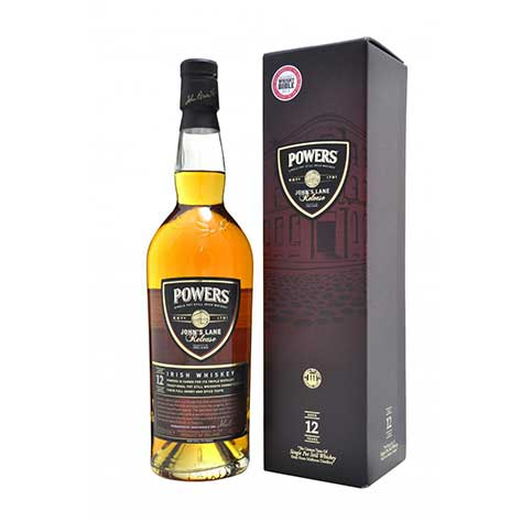 Powers Johns Lane 12 Year Old Image