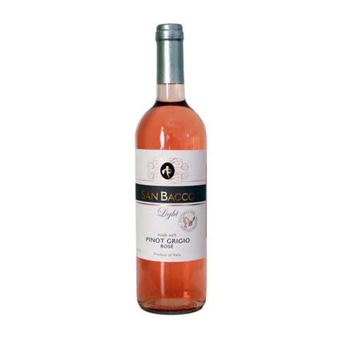 San Bacco Light - Pinot Grigio Rosé Image