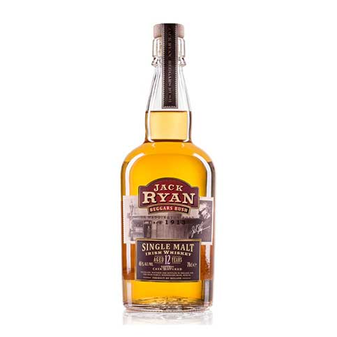 Jack Ryan 'Beggars Bush' 12 Yo Irish Whiskey Image