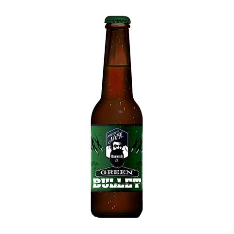 Mountain Man Green Bullet Pale Ale Image