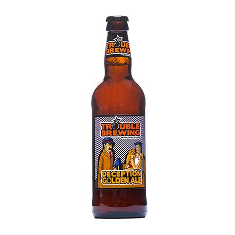 Trouble Brewing Deception Golden Ale Image