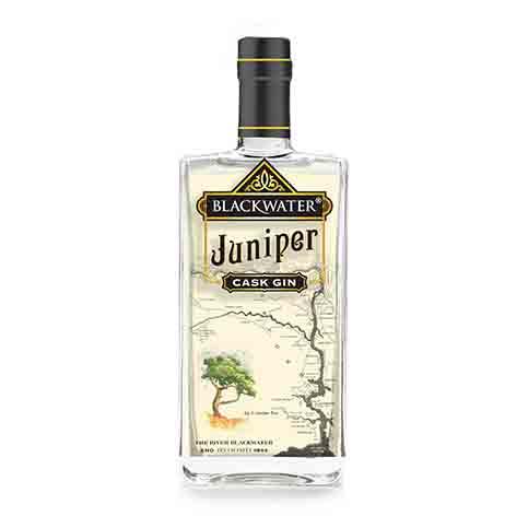Blackwater Juniper Cask Gin Image